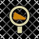 Steep Slope Icon