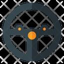Steer Controller Steering Steering Wheel Icon