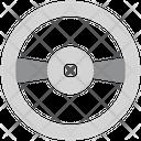 Steering Car Drive Car Steering Icon