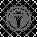 Autopart Car Piston Icon