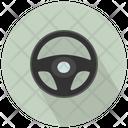 Car Steering Steering Steering Wheel Icon