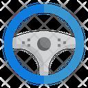 Steering Wheel Vehicle Icon