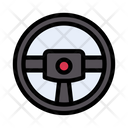 Drive Steering Wheel Icon