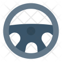 Steering Wheel Rim Icon