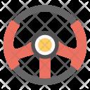 Vr Steering Wheel Icon