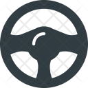 Steering Wheel Component Icon