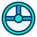 Steering Controller Vehicle Icon