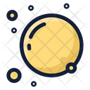 Space Planet Astronomy Icon