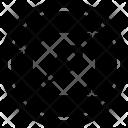 Xlm Blockchain Stellar Icon