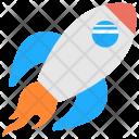 Stellar Lumens Rocket Icon