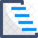 Step Stairs Staircase Icon