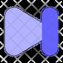 Step-forward Icon