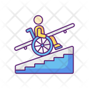 Step Free Access Icon