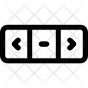 Stepper Swipe Next Icon