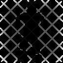 Stepping Blocks Playing Game Fun Time Icon