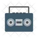 Stereo Music Sound Icon