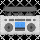 Stereo Retro Radio Icon