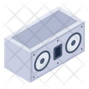 Stereo Sound System Stereo Speaker Icon