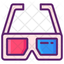 Stereo Vision Icon