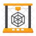 Stereolithography Icon