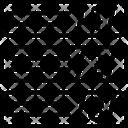 Stereoscopic Digital Label Icon