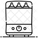 Sterilizer Antiseptic Bactericide Icon