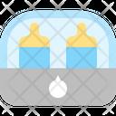 Sterilizer Bottle Bottle Sterilizer Icon