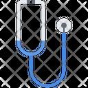 Stethoscope Medicine Hospital Icon