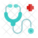 Stethoscope Tool Device Icon