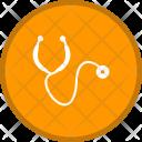 Stethoscope Medical Healthcare Icon