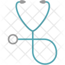 Stethoscope Health Doctor Icon