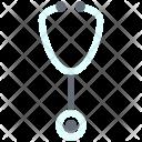 Stethoscope Doctor Examination Icon