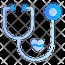 Stethoscope Medical Medicine Icon