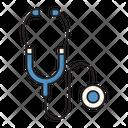 Stethoscope Medical Doctor Icon