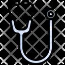 Stethoscope Medical Hospital Icon