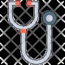 Stethoscope Phonendoscope Medical Equipment Icon