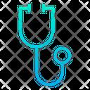 Doctor Stethoscope Medical Icon