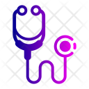 Stethoscope Medical Doctor Icon