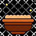Stew Bowl Food Icon