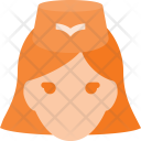 Stewardess Icon