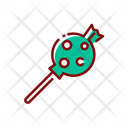 Stick Candy Candy Lolipop Icon