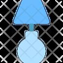 Stick lamp Icon