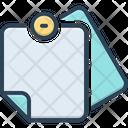Stick Notes Icon