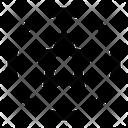Sticker Star Gif Icon