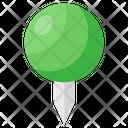 Stickpin Icon