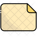Sticky Note Post It Notes Icon