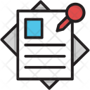 Sticky Notes Reminder Icon
