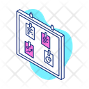 Sticky Notes Notes Clipboard Icon