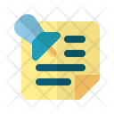 Sticky Notes Notes Reminder Notes Icon