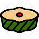 Sticky Rice Cake Icon